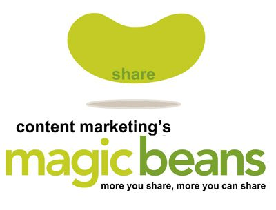 Content Marketing's Magic Beans: 4 Sharing Tips On Curatti