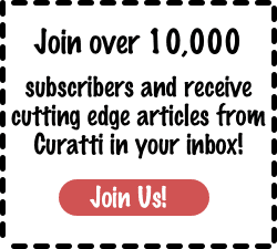 Join over 10,000 subscribers and receive cutting edge articles from Curatti in your inbox!