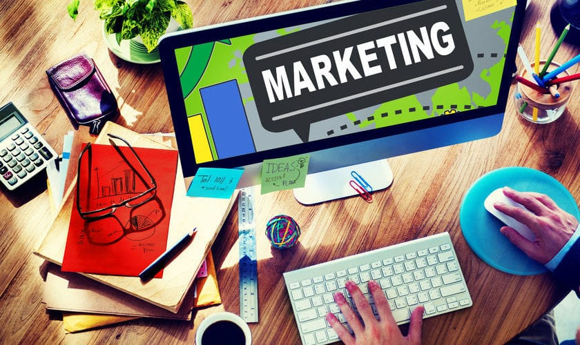 Marketing ROI strategy