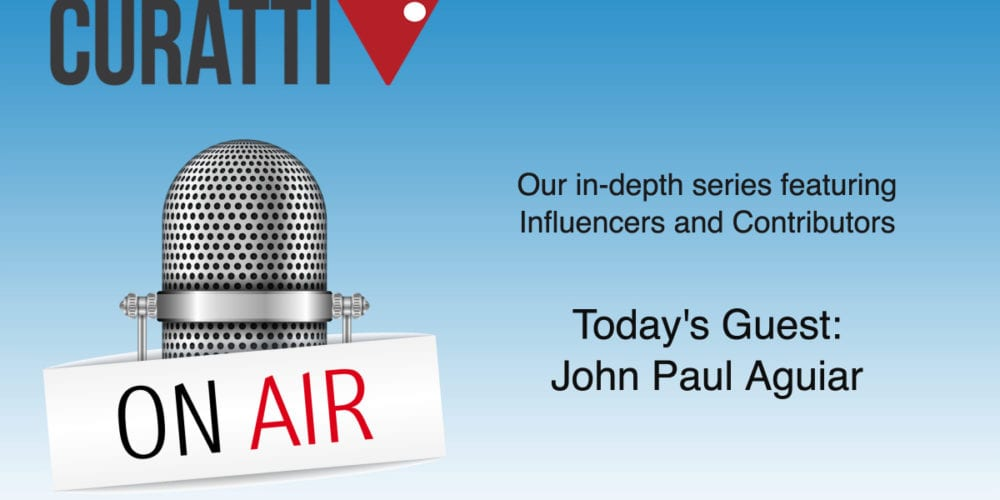 Curatti On Air John Paul Aguiar