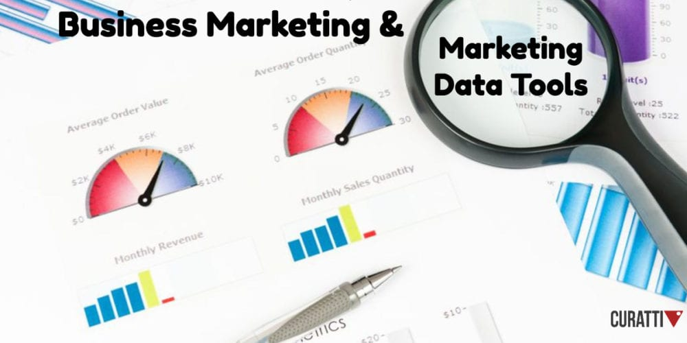Visual Content f, Business Marketing & Marketing Data Tools