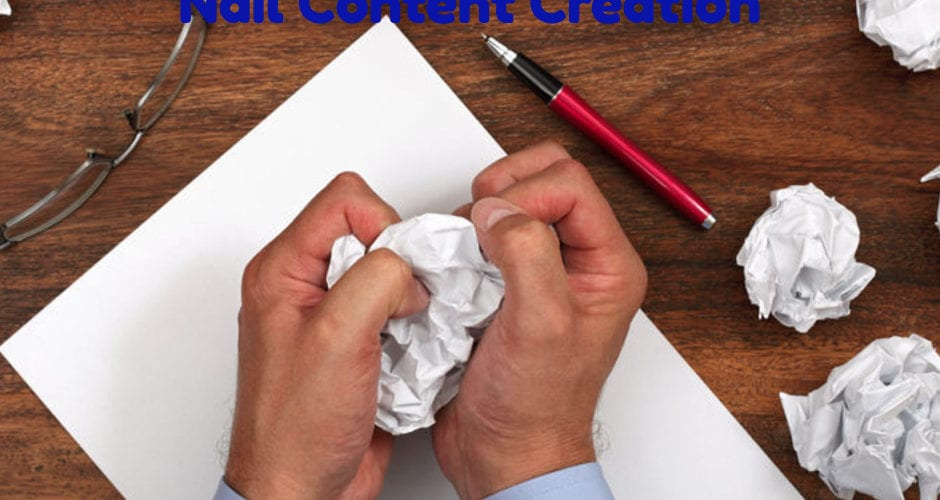 5 Ways Non-Writers Can Nail Content Creation
