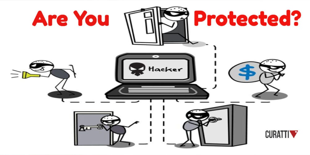 Are you protected from cyber crime?
