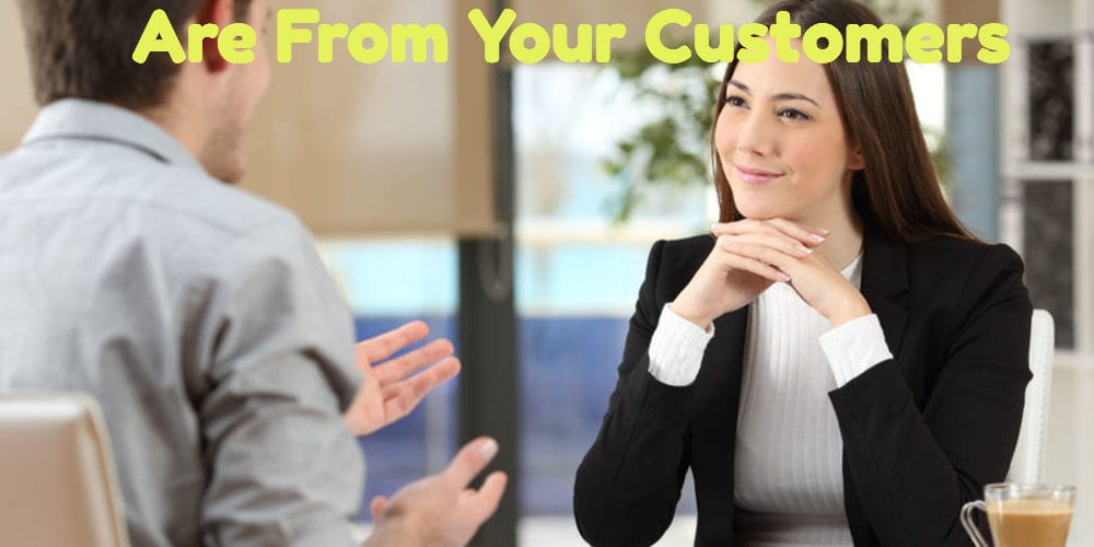 The best buyer insights come from your customers, not your data