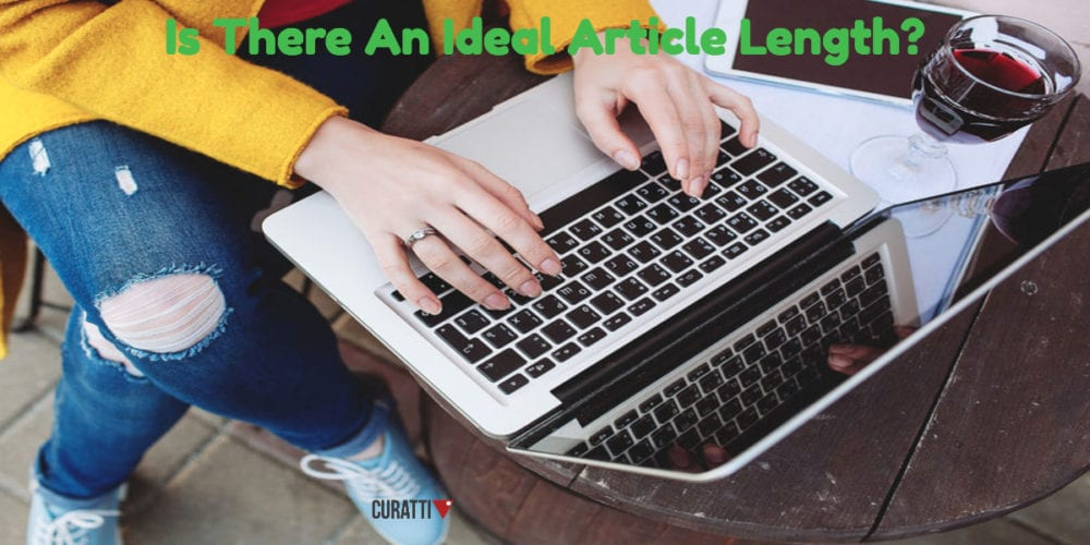 Is There An Ideal Article Length?