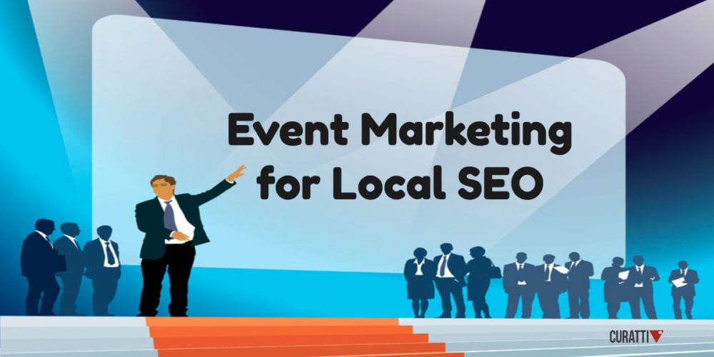 Event Marketing for Local SEO