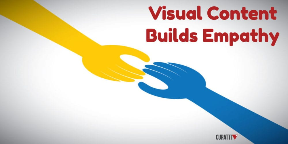 Visual Content Builds Empathy