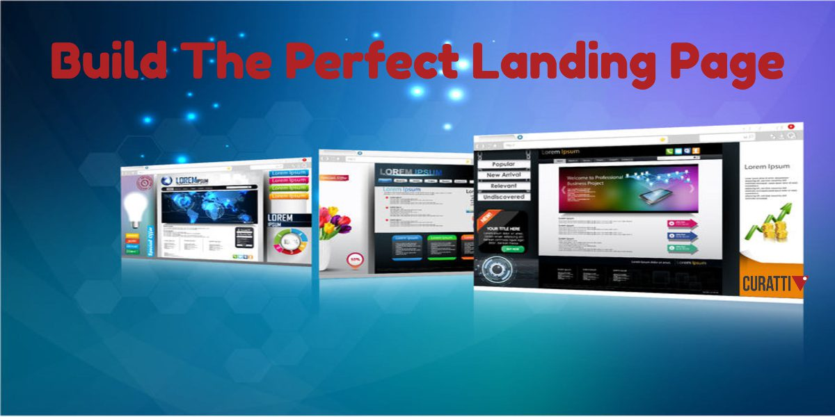 Build The Perfect Landing Page