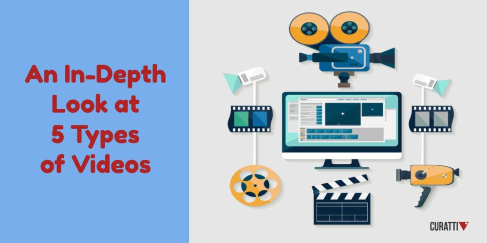 An In-Depth Look at 5 Types of Video