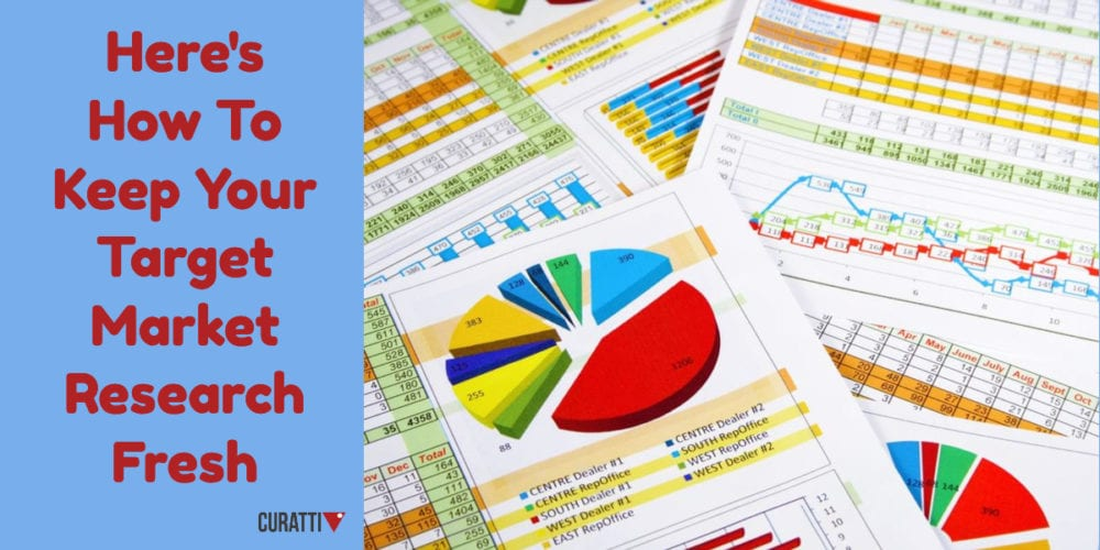 Keep Your Target Market Research Fresh