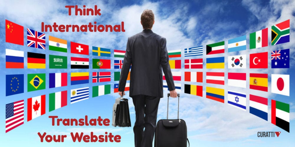 Website Translation and Localization