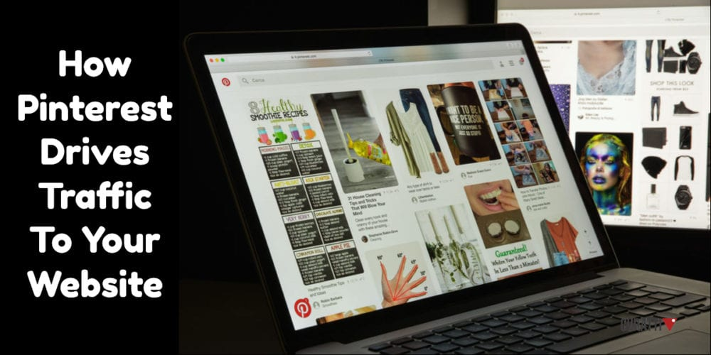 How Pinterest Drives Traffic To Your Website
