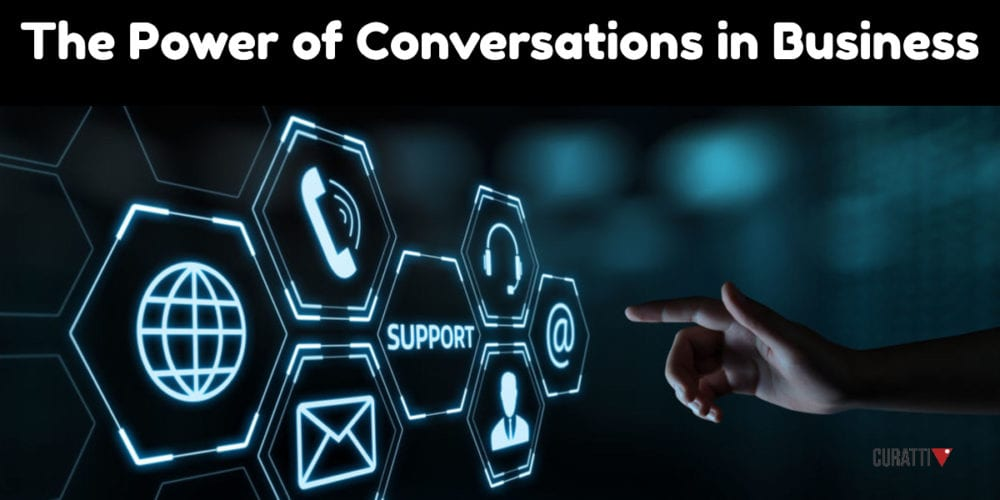 The Power of Conversations in Business