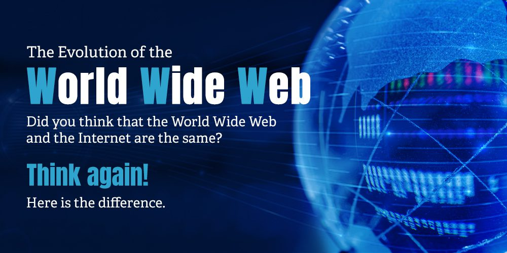 World Wide Web header image