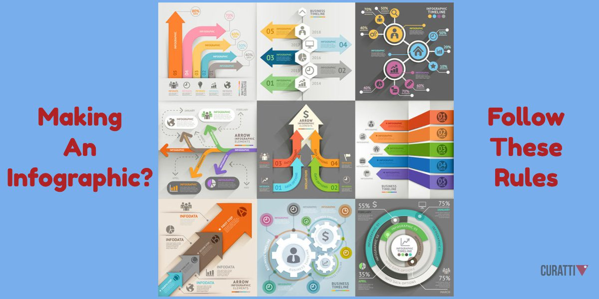 5 rules for making business infographics
