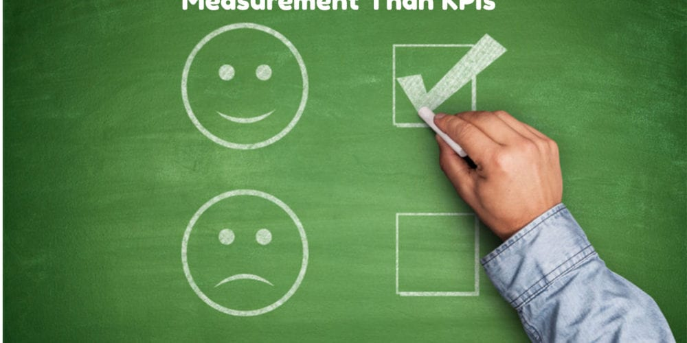 There's More To Customer Service Measurement Than KPI