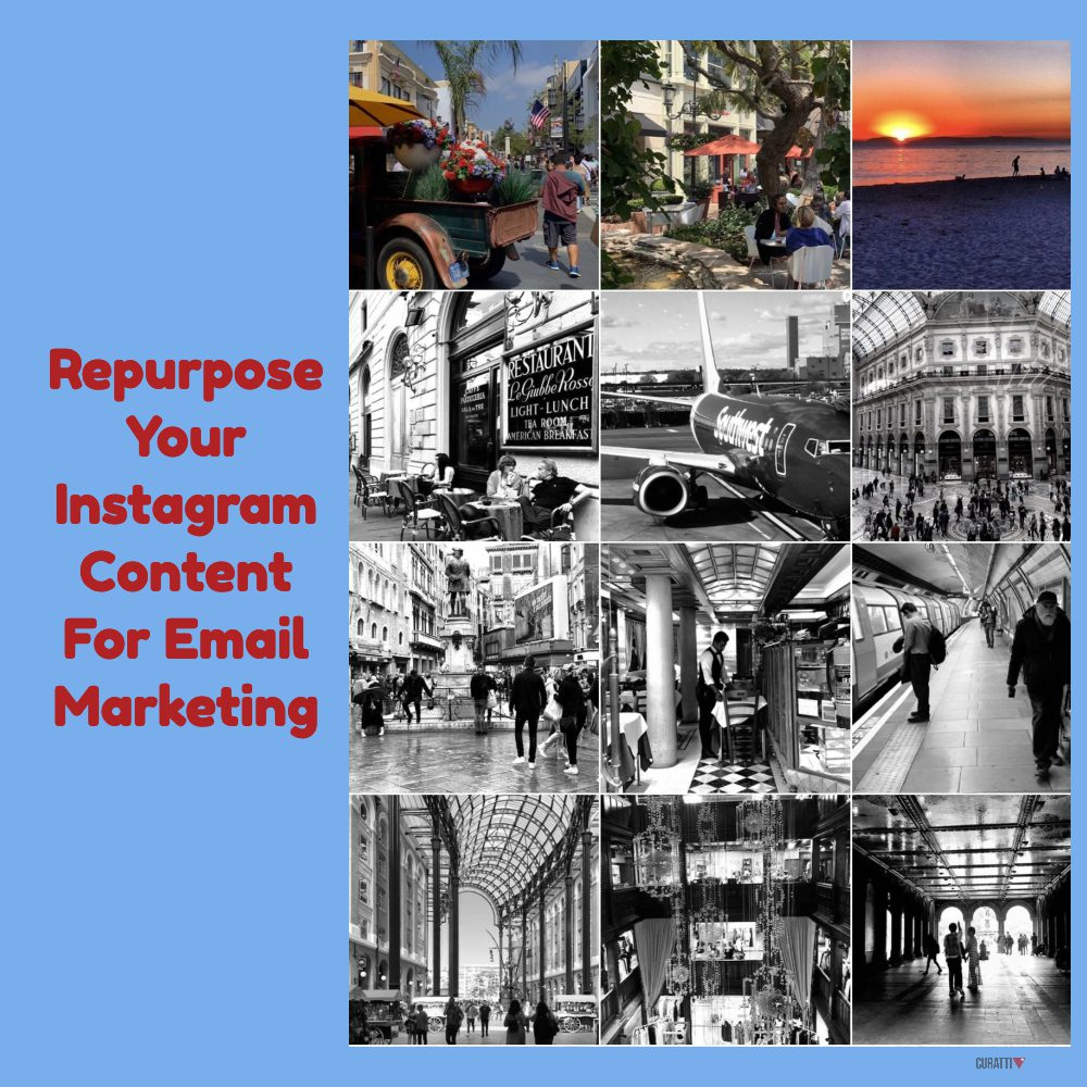 Repurpose Your Instagram Content For Email Marketing