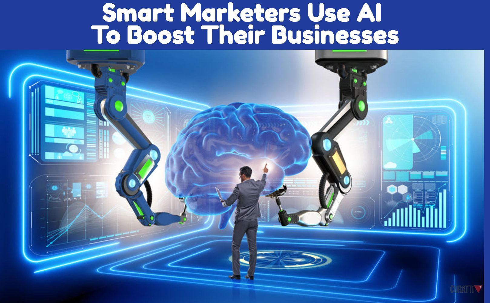 Use AI in Marketing to help your business
