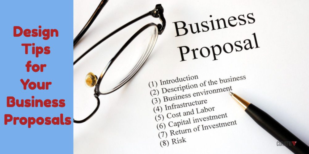 Design Tips for Your Business Proposals